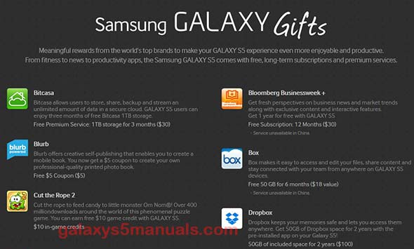 samsung galaxy s5 bundle