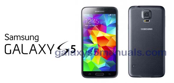 galaxy s5 manual guide