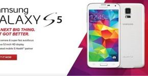virgin mobile galaxy s5