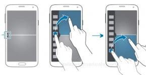 Enable Multi Window mode on Galaxy S5