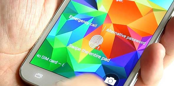 The Benefits of Using Fingerprint Scanner on Galaxy S5