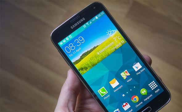speed up web browsing on galaxy s5
